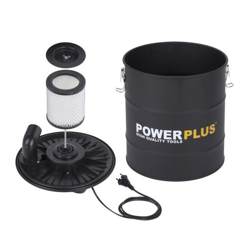 Aszuiger Powerplus POWX300 met filter